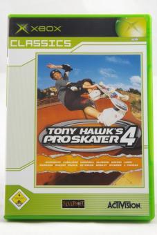 Tony Hawk's Pro Skater 4 -Classics-