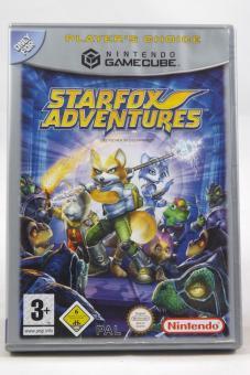 Starfox Adventures -Player's Choice-