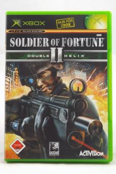 Solider of Fortune II: Double Helix