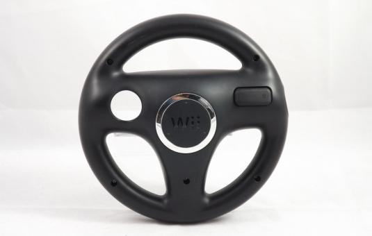 Original Nintendo Mario Kart Wii Lenkrad/Wheel Schwarz