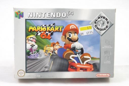 Mario Kart 64 - Players Choice
