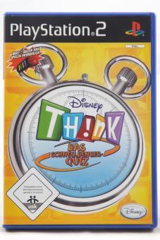 Disney: Think Das Schnelldenker-Quiz
