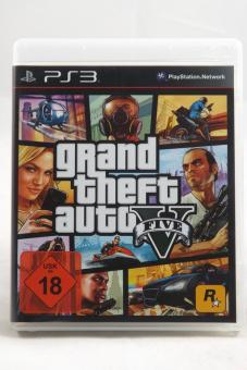 GTA - Grand Theft Auto V / 5