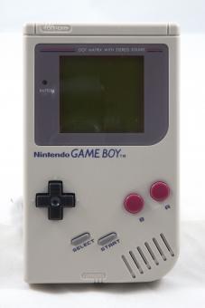 Nintendo Game Boy Classic Handheld Spielkonsole DMG Grau GB