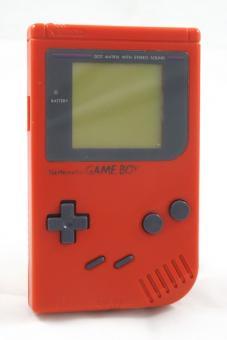 Nintendo Game Boy Classic Handheld Spielkonsole DMG Rot GB