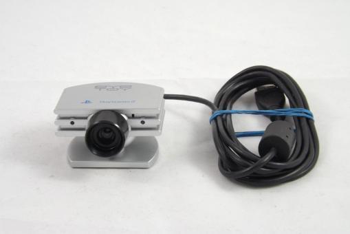 Original Sony PlayStation 2 EyeToy Kamera Silber PS2