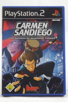 Carmen Sandiego: Das Geheimnis der gestohlenen Trommeln